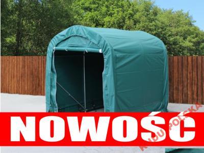 Garaż Na Motor Na Rower Mały Namiot Osłona Wiata 5944278644