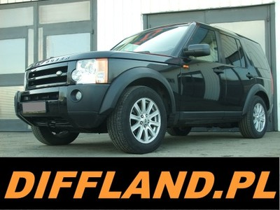 Land Rover Discovery III 3 HSE salon PL - DIFFLAND