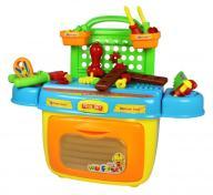 Eddy Toys Warsztat dla dzieci, 30 elementów