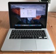 Macbook Pro 13 i5 8GB 120GB SSD Stan BDB Gwara