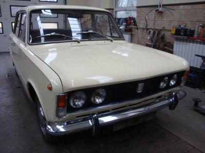 Fiat 125p Wersja Export 6044463457 Oficjalne Archiwum Allegro