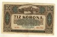 10 KORON 1920