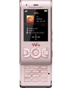 Sony Ericsson W595 Walkman Slider Pink 3318100841 Oficjalne Archiwum Allegro