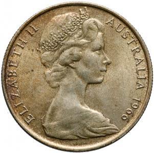 1508.  Australia, 50  centów 1966, st.2+