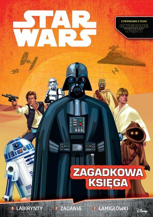 Star Wars Zagadkowa księga - PROMOCJA
