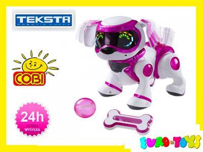 Teksta Robopiesek Pies Robot Cobi Tv Rozowy 5129750751 Oficjalne Archiwum Allegro
