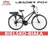"LEADER FOX FORENZA LADY 13 AH 28"" SZARY MAT"