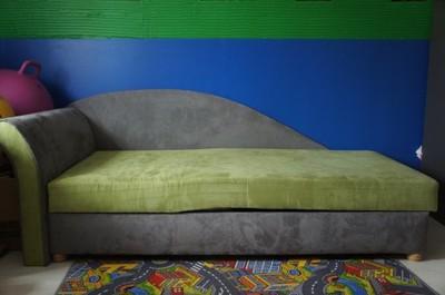 Tapczan Młodzieżowy łóżko Play Z Agata Meble