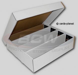 CARD BOX / TEKTUROWE PUDEŁKO monster box na 3200 K