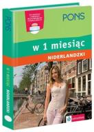Pons Niderlandzki w 1 miesiąc z płytą CD Boer Bern