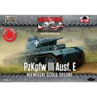 First To Fight PL014 - PzKpfw III E