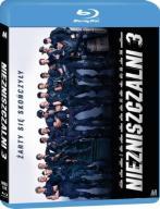 Niezniszczalni 3 [ Blu-ray ] Nowy w folii