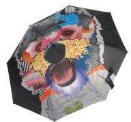 Parasol Doppler Modern Art Pies pop art patchwork