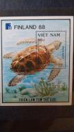 Wietnam żółw blok czysty