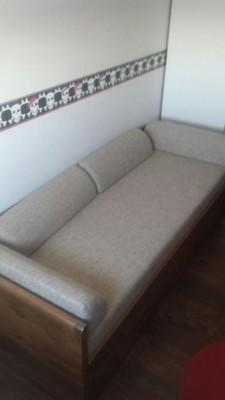łóżko Indiana Black Red White Młodzieżowe 6690206676