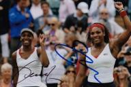 Tenis  -  Venus Williams & Serena Willams