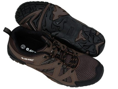 klasyczne buty znana marka połowa ceny MĘSKIE LEKKIE BUTY TREKKING'OWE HI-TEC RANGO - 6742691630 ...