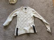 Sweterek ecru H&M w rozmiarze M