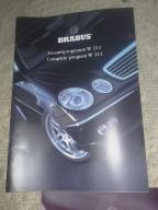 Brabus E W211 Mercedes 25LAT Brabus