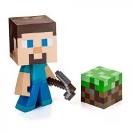 Minecraft Steve Collectable Vinyl Figure