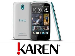 Smartfon Htc Desire 500 Dual Sim Glacier Blue 3673417188 Oficjalne Archiwum Allegro
