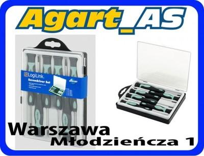 c87940fe343bf3 ZESTAW WKRĘTAKÓW PRECYZYJNYCH TORX 6szt. Warszawa - 5109396868 ...