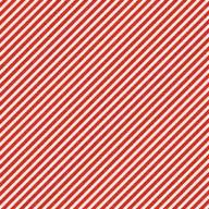Ozdobny filc z nadrukiem 30x30cm- czerwony paski