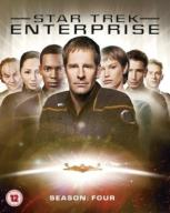 Star Trek - Enterprise Season 4 [Blu-ray]