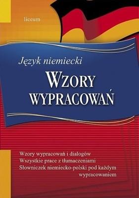 Język Niemiecki Wzory Wypracowań Liceum Greg 4934827830