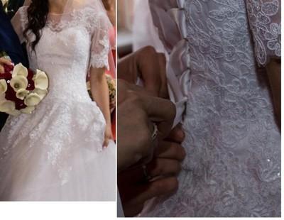 Suknia ślubna Evfashion Fantazja 6691463631 Oficjalne Archiwum