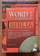 WORD 7 DLA WINDOWS 95