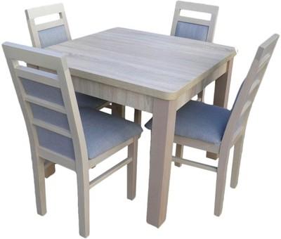 Rozkładany Stół Pokojowe Krzesła Hit Tanio 6750839107