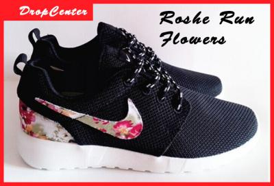innovative design 241dd a8bd1 Nike Roshe Run Flowers 4 Modele Nowe!! Roz. 36-44