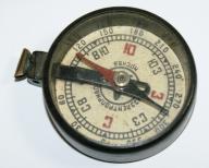 Oryginalny radziecki kompas wojenny do kolekcji