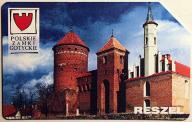 ! ! 725 Polskie Zamki Gotyckie - Reszel