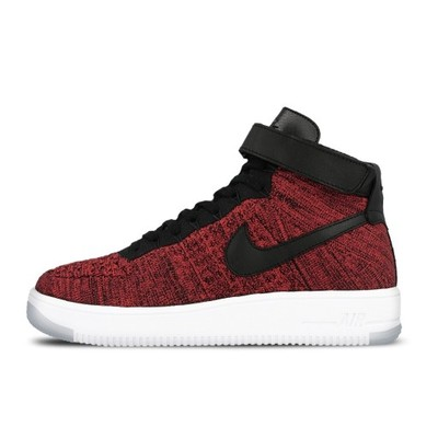 NIKE AIR FORCE 1 ULTRA FLYKNIT czerwone, r. 39