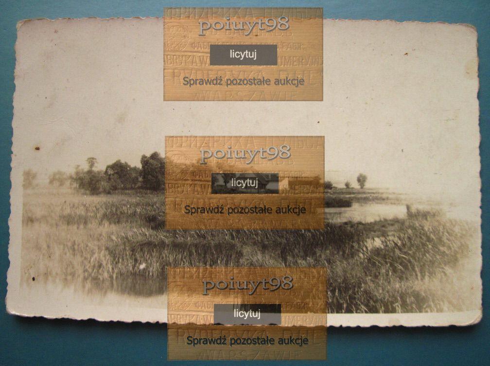 ŻYCHCICE WOJKOWICE P.BĘDZIN - PANORAMA - 1 I 1943