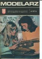 Modelarz 4/1974 Spad XIII, Le Terrible,ET-22