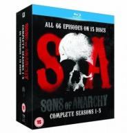 Synowie Anarchii / Sons of Anarchy - Season 1-5 [B