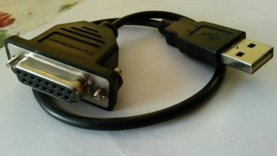 Thrustmaster adapter USB do GAMEPORT - 6050479420