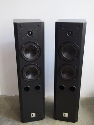 Kolumny podłogowe głośniki stereo Empire HQD12