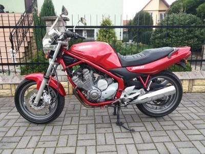 Yamaha Xj 600 N 2002r Z Niemiec 6778376513 Oficjalne Archiwum Allegro