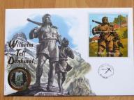 1000 Schillings 1996 Uganda - Wilhelm Tell - A172