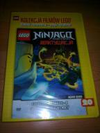 KOLEKCJA FILMÓW LEGO NINJAGO TOM20 NOWE