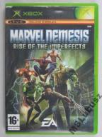 MARVEL NEMESIS RISE OF THE IMPERFECTS   XBOX BDB!