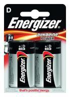 Bateria Alkaline Power Alkaliczna D LR20 2 szt.
