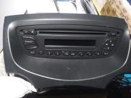 radio Ford uszkodzone