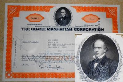 the chase manhattan corporation
