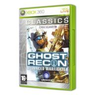 TOM CLANCY'S GHOST RECON ADVANCED WARFIGHTER X360