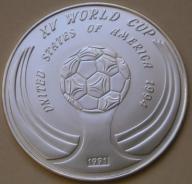 Laos - 50 kip - 1991 - USA - srebro